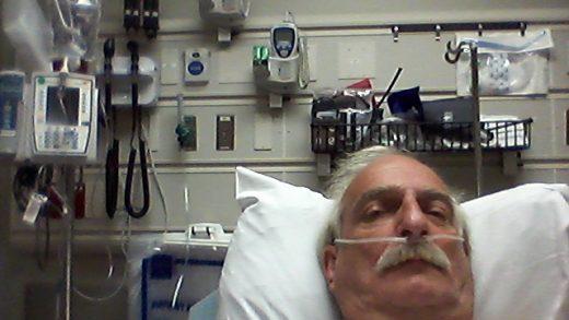 07JUN16 Paul in California Hospital
