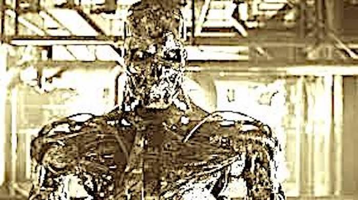 """AURORA: DARK """"NIGHT"""" BATTLE OF THE ROBOTS"""