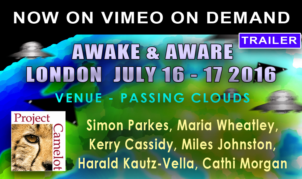 AWAKE & AWARE 2016 LONDON UK