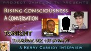 RISING CONSCIOUSNESS IN YOUTH – WITH WISAM, BEN & TREVOR