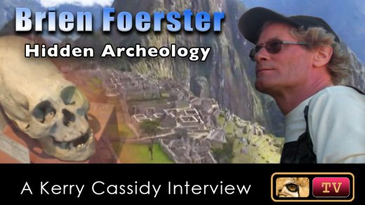 AN INTERVIEW WITH BRIEN FOERSTER : HIDDEN ARCHEOLOGY