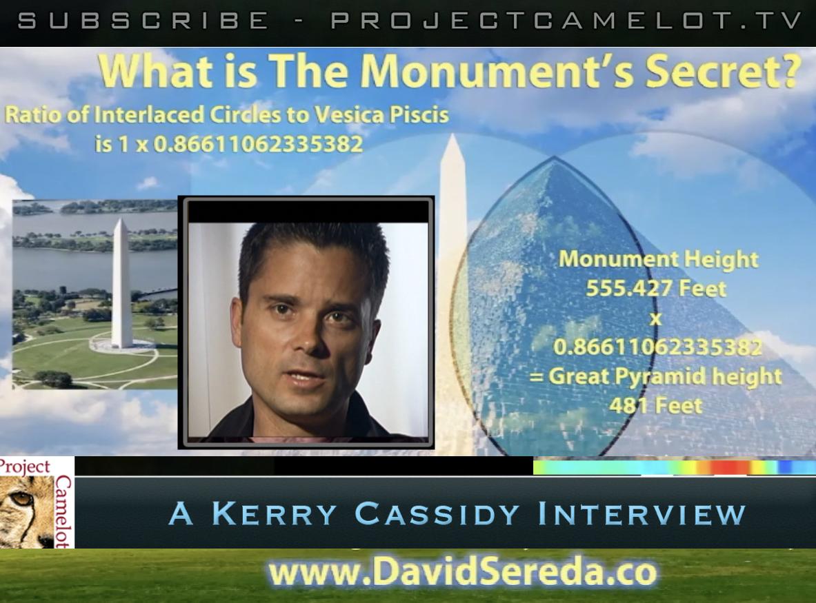 DAVID SEREDA:  ROCKET SCIENTIST: RE WASHINGTON MONUMENT
