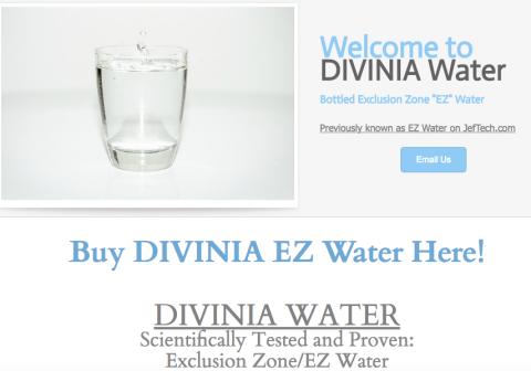 diviniawater