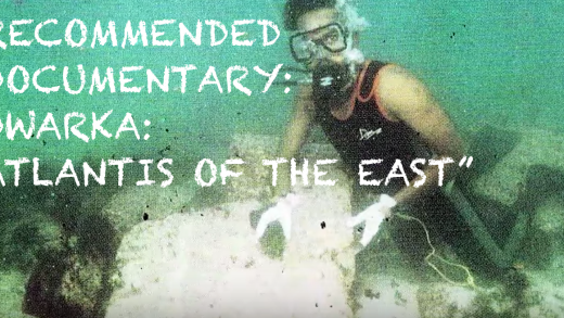 DWARKA  ATLANTIS OF THE EAST