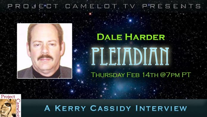 DALE HARDER: PLEIADIAN FORMERLY WITH NASA | PROJECT CAMELOT