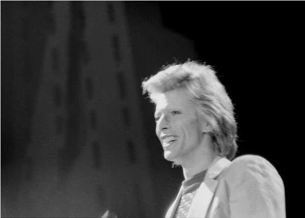 David Bowie Diamond Dogs Tour 1974