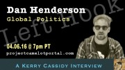 AUTHOR / INVESTIGATIVE REPORTER: DEAN HENDERSON