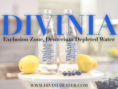divinia water ad