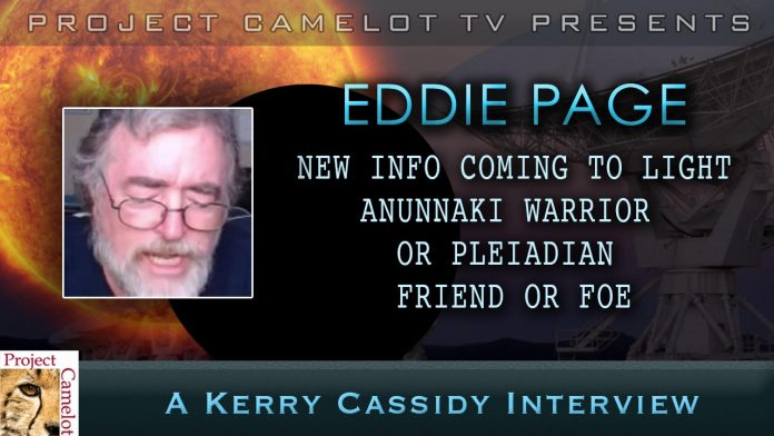 NEW INFO RE EDDIE PAGE: ANUNNAKI OR PLEIADIAN – UPDATED | PROJECT