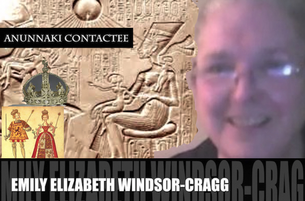 ANUNNAKI CONTACT : EMILY E. WINDSOR-CRAGG - INTERVIEW