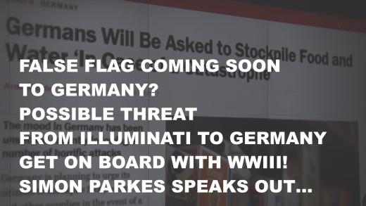 FALSEFLAGGERMANY