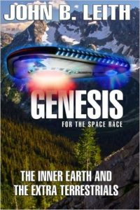 GENESIS FOR THE SPACE RACE LEITH BK