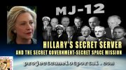 CLINTON EMAILS EVIDENCE OF SECRET GOV