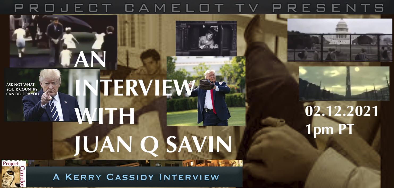 JUAN Q SAVIN:  INTERVIEW – RE-RELEASE