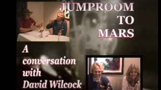 JUMPROOM TO MARS : a new conversation with David Wilcock