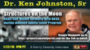 STRUCTURES ON THE MOON – INTERVIEW WITH KEN JOHNSTON NASA