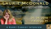 LAURIE MCDONALD – HYPNOTHERAPIST  – UFO Abductions