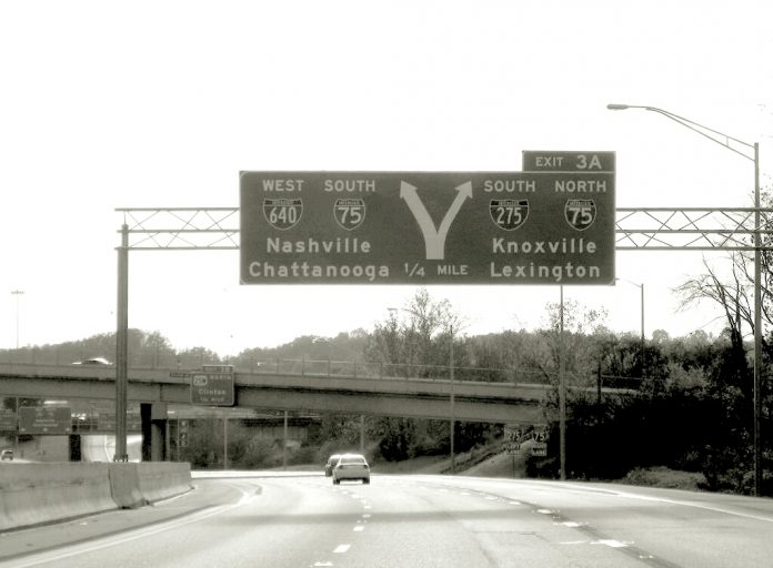 Oakridge Time Warp Interstate 40 Y 12 Security