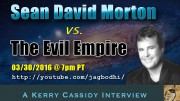 SEAN DAVID MORTON VS. THE EVIL EMPIRE – INTERVIEW