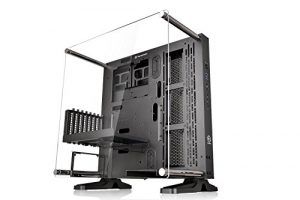 Thermaltake-CORE-P5-Green-Edition-ATX-Open-Frame-Mid-Tower-Liquid-Cooling-Computer-Case-CA-1E7-00M8WN-00-0