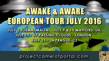 KERRY CASSIDY – AWAKE AND AWARE EUROPE TOUR –  UPDATE 3