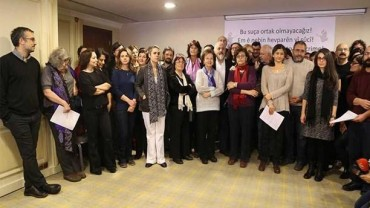 ACADEMICS CALL FOR PEACE – DISMISSED IN TURKEY