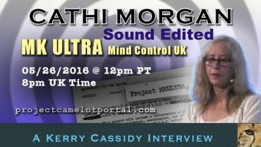 CATHI MORGAN – MK ULTRA UK  – EDITED FOR SOUND