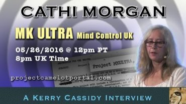 CATHI MORGAN – RE MK ULTRA MIND CONTROL UK