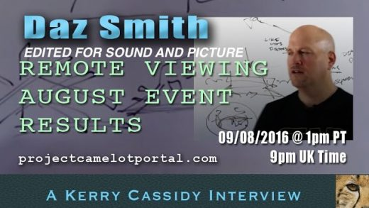 DAZ SMITH – REMOTE VIEWER  –  EDITED FOR SOUND