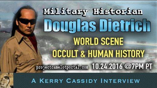 DOUGLAS DIETRICH – RE WORLD SCENE – OCCULT & HUMAN HISTORY