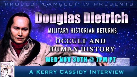 DOUGLAS DIETRICH:  RETURNS : OCCULT & HUMAN HISTORY