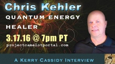 INTERVIEW WITH QUANTUM HEALER :  CHRIS KEHLER