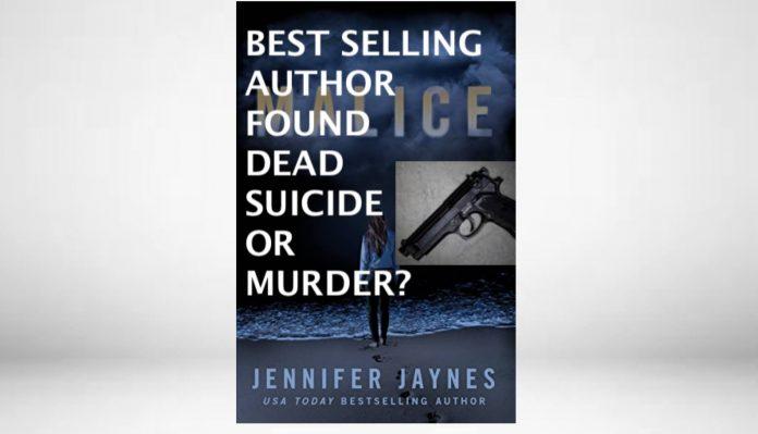 JENNIFER JAYNES: BEST SELLING NOVELIST FOUND SHOT TO DEATH ...