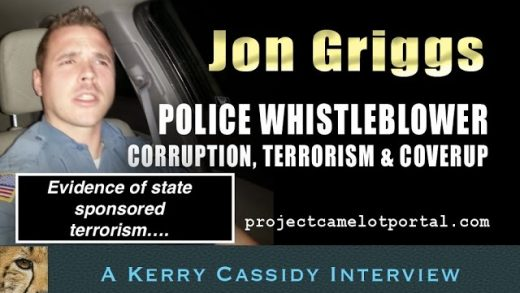 JON GRIGGS – POLICE CORRUPTION, TERRORISM & COVERUP