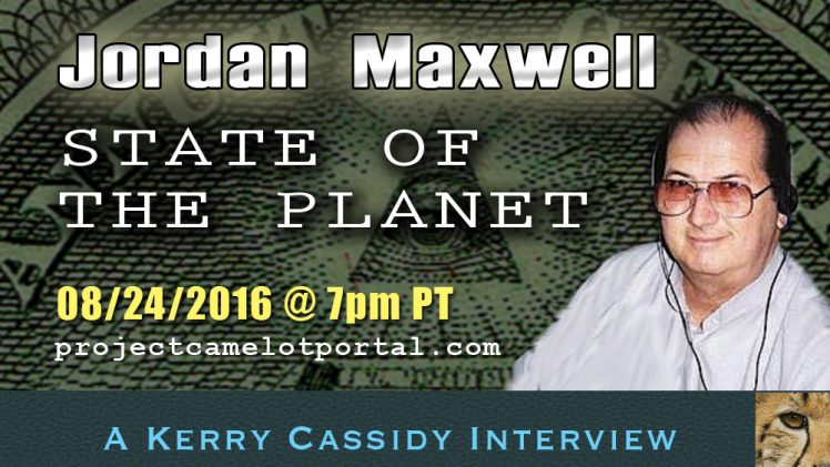 JORDAN MAXWELL – STATE OF THE PLANET AND LEGAL BATTLES INFO