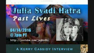 JULIA SVADI HATRA – PAST LIVES – EDITED FOR SOUND