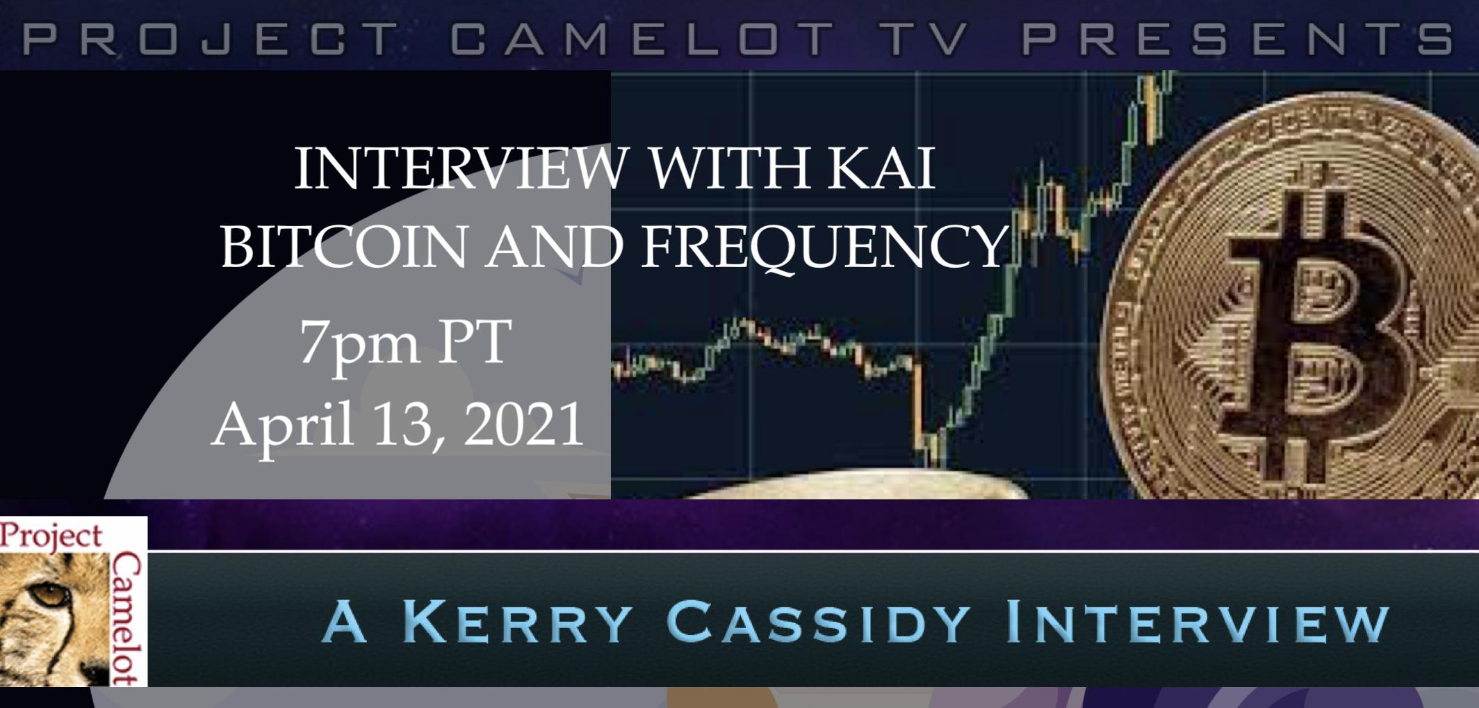 KAI:  BITCOIN & FREQUENCY – INTERVIEW