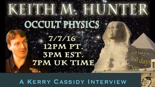 KEITH HUNTER OCCULT PHYSICS ILLUMINATI NUMEROLOGY