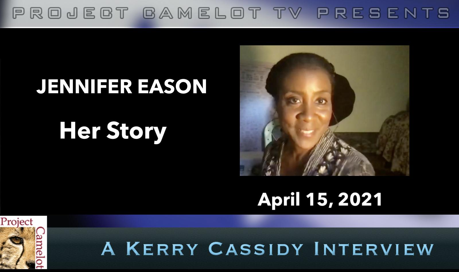JENNIFER EASON:  BROADCASTER, NURSE, PATRIOT:  HER STORY