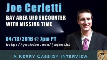 KERRY INTERVIEWS  JOSEPH CERLETTI:  ABDUCTEE/ MISSING TIME