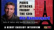 KERRY INTERVIEWS OLE DAMMEGARD RE PARIS ATTACKS