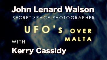 MALTA UFOS:    JOHN LENARD WALSON ROOFTOP 1