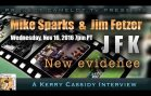MIKE SPARKS AND JIM FETZER:  JFK : NEW EVIDENCE