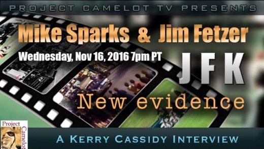 MIKE SPARKS AND JIM FETZER:  JFK : NEW EVIDENCE