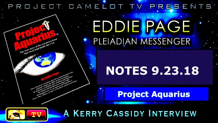 NOTES WITH REGARD TO THE EDDIE PAGE STORY | PROJECT CAMELOT PORTAL
