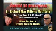 RICHARD ALAN MILLER & MAT STEIN – URBAN SURVIVAL