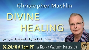 INTERVIEW WITH CHRISTOPHER MACKLIN – HEALER