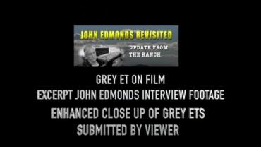 PROJECT CAMELOT:  GREY ET VIDEO ENHANCEMENT