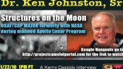 DR. KEN JOHNSTON – STRUCTURES ON MOON