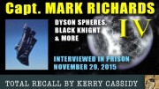 MARK RICHARDS IV  :  BLACK KNIGHT, DYSON SPHERES
